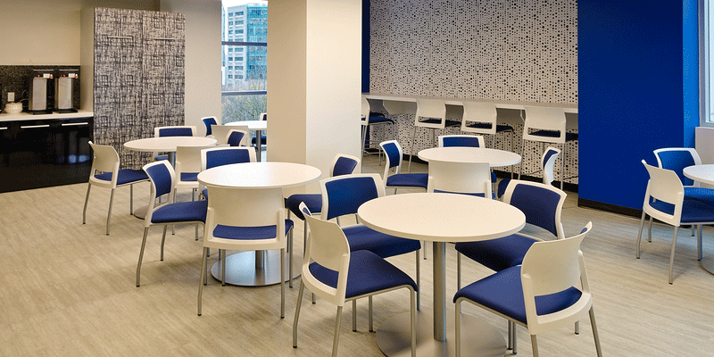 7 Things The Most Successful Company Break Rooms Have In Common