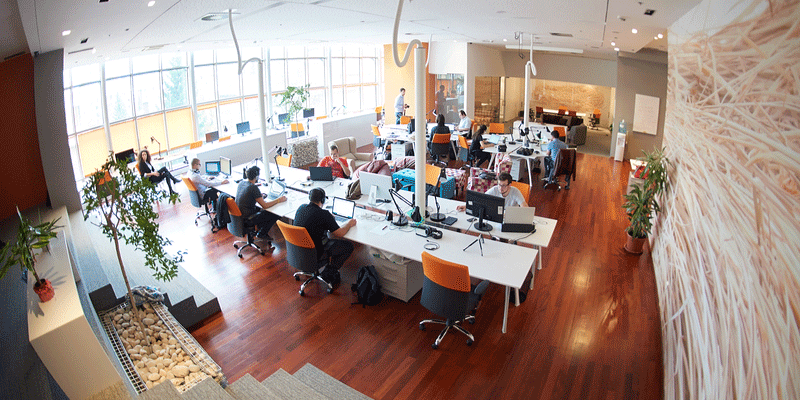 5 Efficient Office Layout Designs For Your Office Build Out