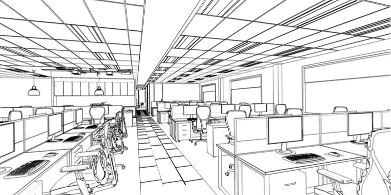 Optimum Office Space Planning