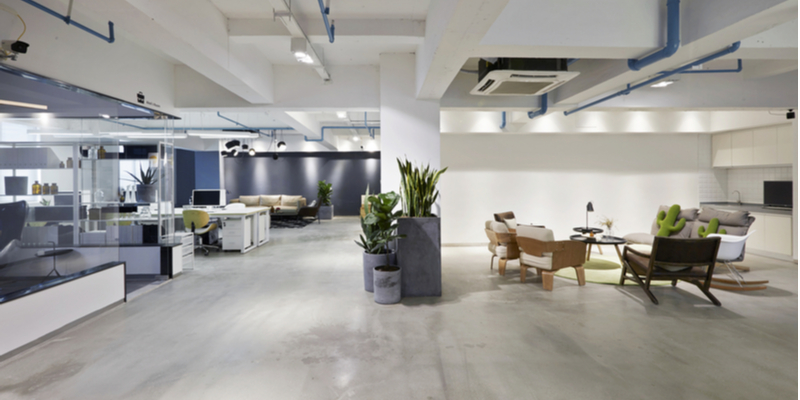 Incorporating Modern Color Palettes in Your Office Redesign