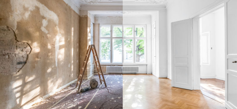 Home Renovations which Add Resale Value